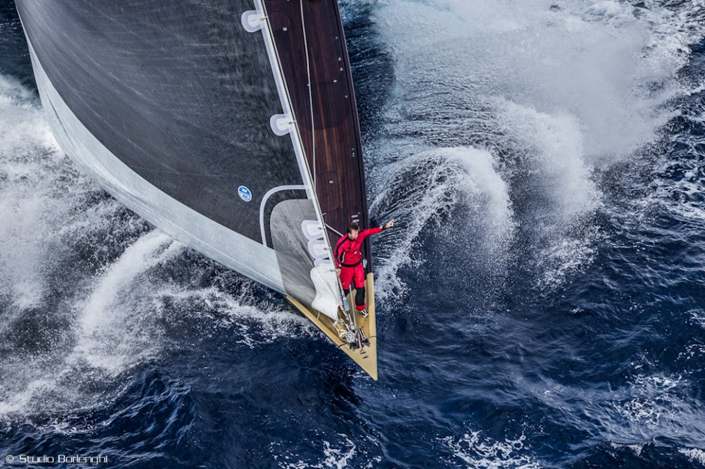 Velsheda - Maxi Yacht Rolex Cup