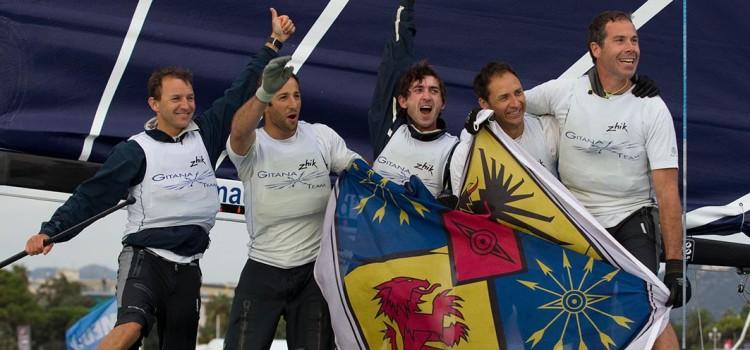 Extreme Sailing Series, un affare francese