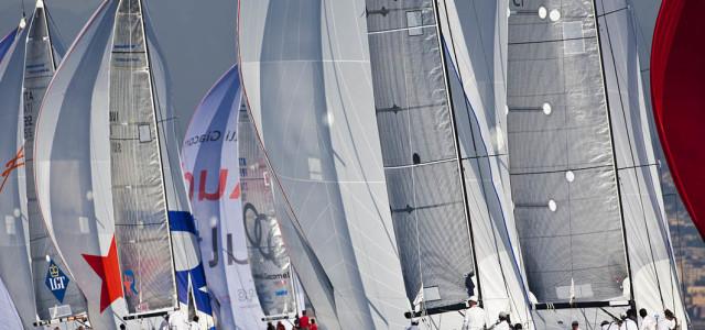 Audi Sailing Series Melges 32, gli highlights della prima giornata