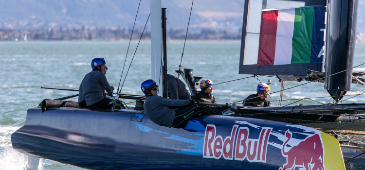 Red Bull Youth America's Cup, una giornata maiuscola non basta a Team-Italy powered by Stig