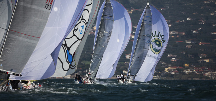 Audi Sailing Series Melges 32, gli highlights della seconda giornata