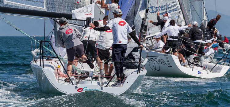 Audi Sailing Series Melges 32, le opinioni dei protagonisti