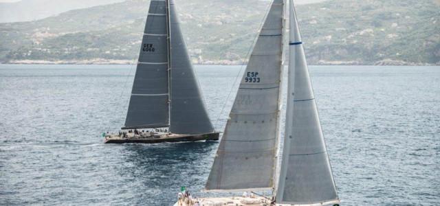Rolex Capri Sailing Week-Volcano Race, in reale vince Caol Ila R