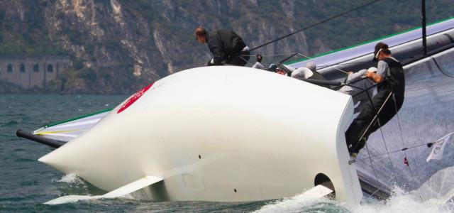 Audi Sailing Series Melges 32, Garda iberico