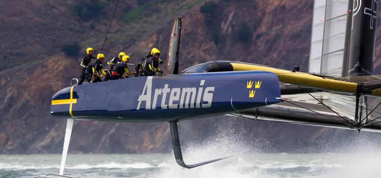 America's Cup, Artemis Racing chooses designers