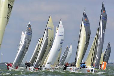 Magic Marine Melges 24 European Championship 2013