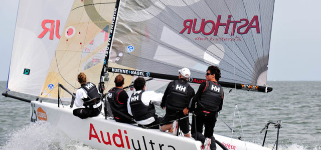 Sperry Top-Sider Melges 24 World Championship, concluso il Pre-World