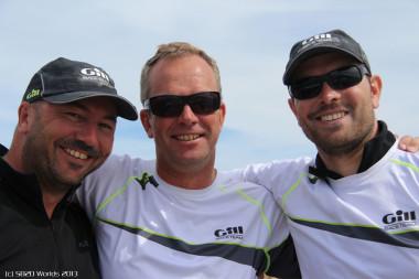 Gill Race Team - SB20 World Championship