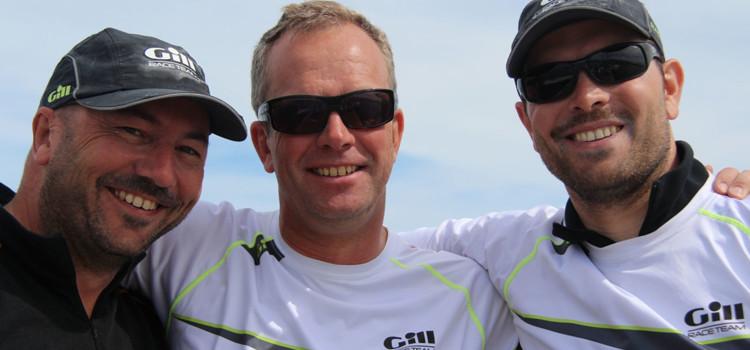 SB20 World Championship, Craig Burlton is the 2013 World Champion