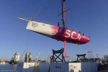 Team SCA - Volvo Ocean Race