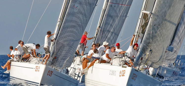 Timberland Cup X-41 Class 2013, a Forio si impone WB Five