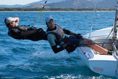 Fratelli Vespasiani - Campionato Italiano Flying Dutchman