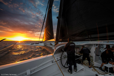 Spindrift 2 - Discovery Route