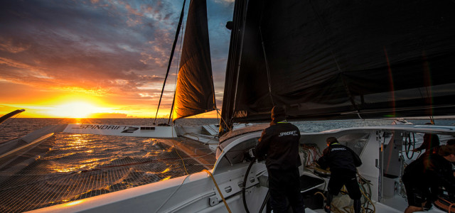 Discovery Route, Spindrift 2: the movie of the record