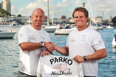 Luke Parkinson - Volvo Ocean Race
