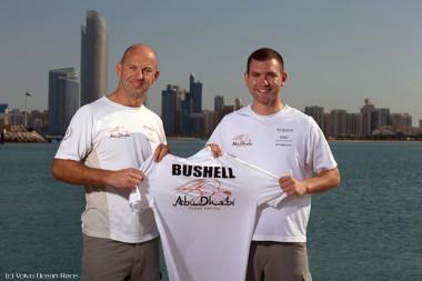 Ian Walker e Tom Bushell - Abu Dhabi Ocean Racing