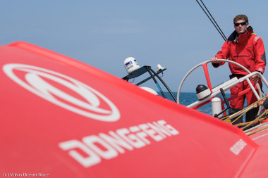 Dongfeng Race Team - Training in Sanya