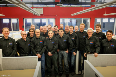 Design Team - Oracle Team USA