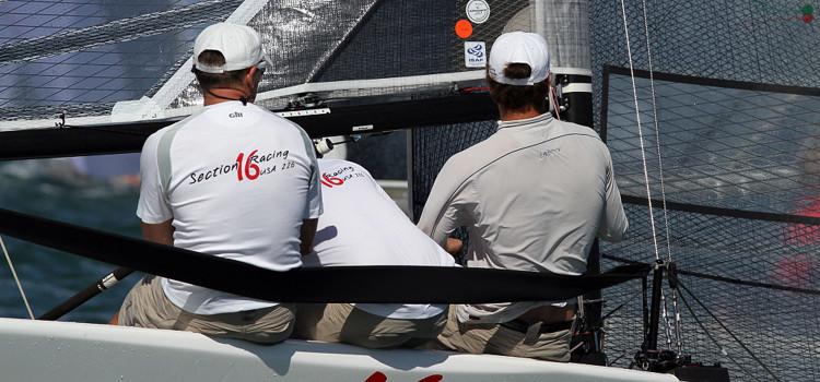 Audi Melges 20 Winter Regatta, Davies takes the lead in Miami
