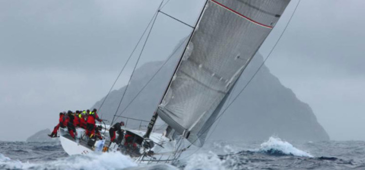 RORC 600 Caribbean, Shockwave win overall