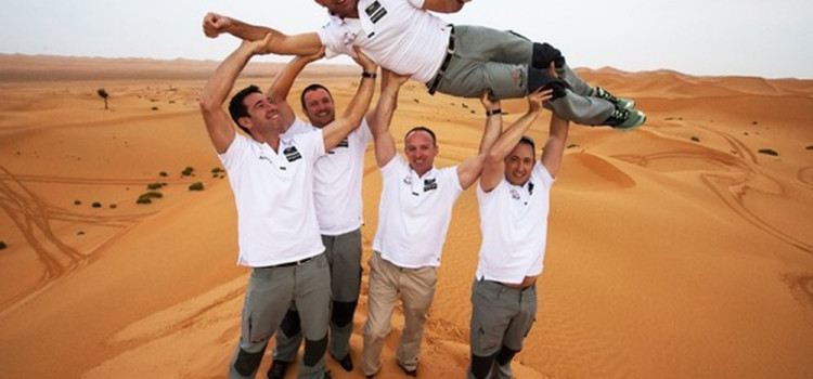 Volvo Ocean Race, nuovi volti per Abu Dhabi Ocean Racing