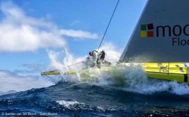 Team Brunel - Volvo Ocean Race