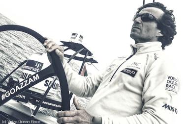 Roberto Bermudez - Abu Dhabi Ocean Racing