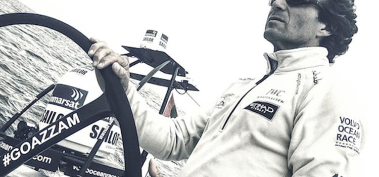 Volvo Ocean Race, Roberto Bermudez firma per Abu Dhabi Ocean Racing