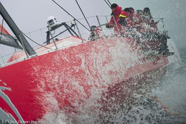 Team Dongfeng - Volvo Ocean Race