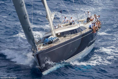 Nilaya - Loro Piana Caribbean Superyacht Regatta