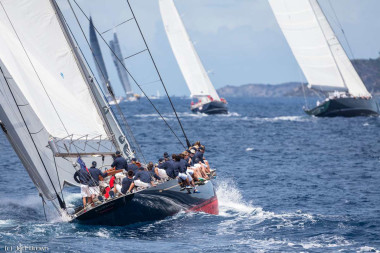 Raibow - Loro Piana Caribbean Superyacht Regatta