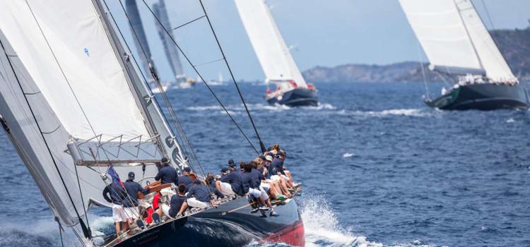 Loro Piana Caribbean Superyacht Regatta & Rendevous, la prima giornata