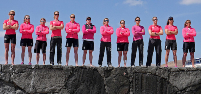 Volvo Ocean Race, Team SCA ingaggia Dee Caffari