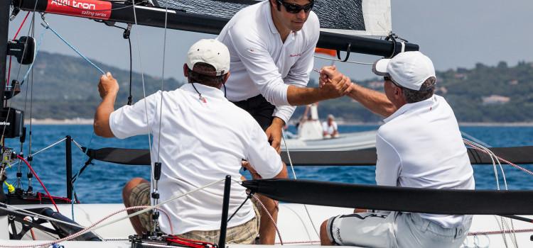 Audi tron Sailing Series, a Port Ercole si impone Fremito d'Arja