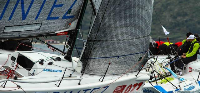 Audi tron Sailing Series, Brontolo anticipa Synergy di un punto