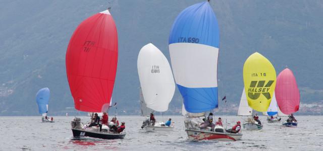 Campionato Nazionale Meteor, sul Lario vince La Pulce d'Acqua