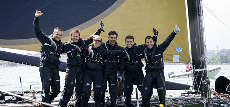 Bol d'Or Mirabaud, a Ginevra vince Ladycat