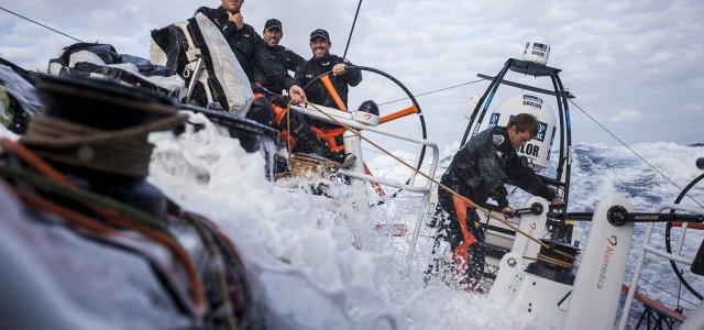 Volvo Ocean Race, destinazione Inghilterra