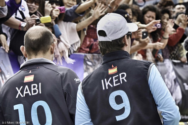 Xabi Fernandez e Iker Martinez - Volvo Ocean Race