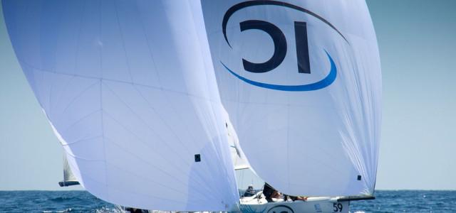 J/80 European Championship, Spain's Van Der Ploeg leads