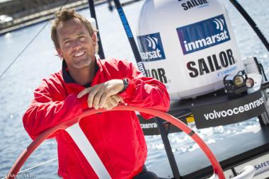 Iker Martinez - Volvo Ocean Race