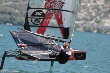 Stefano Rizzi - Campionato Italiano Moth