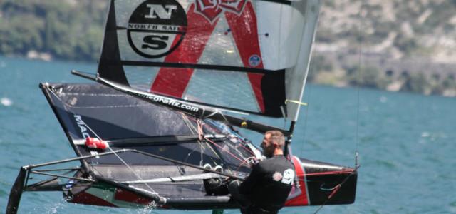 Circuito Italiano Moth, a Punta Ala il titolo non sfugge a Stefano Rizzi