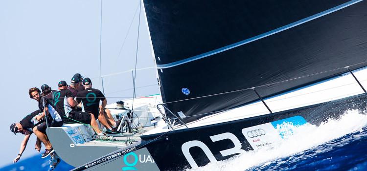 Barclays 52 Super Series, Michele Ivaldi sale su Quantum Racing