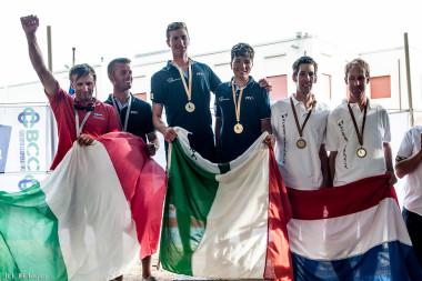 Vaurien World Championship 2014
