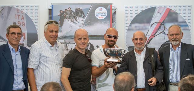 Trofeo Masserotti, la Federvela premia la vela d'altura