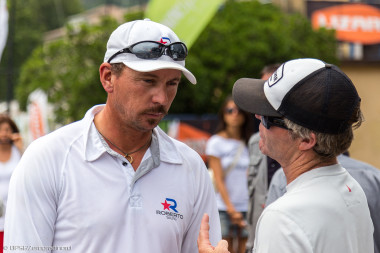 Federico Michetti - Melges 32 European Championship