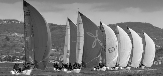 Melges 24 European Sailing Series, the season kicks off tomorrow in Portoroz