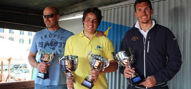 Coppa Italia Finn, a Castiglione della Pescaia vince Enrico Voltolini