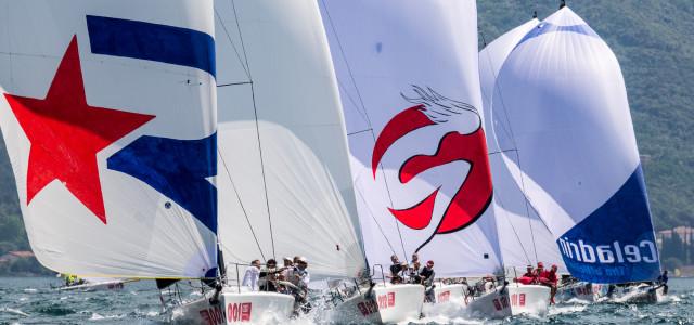 Audi tron Sailing Series, a Riva del Garda vince ancora Robertissima